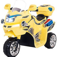 Kids Electric Bike Outdoor Motorized Motocross Ride Road Motorcycle Girls Boys