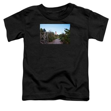 Path To Jupiter Lighthouse - Toddler T-Shirt