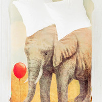 Terry Fan For DENY Truce Duvet Cover - Urban Outfitters