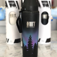 Custom Painted HIIT Bottle Give Away!