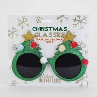 Holiday Tree Glasses- Assorted One