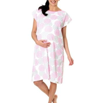 Lilly Gownies Labor & Delivery Gown