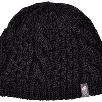 The North Face Cable Minna Beanie (TNF Black)