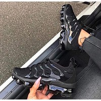shosouvenir  : Nike Air Vapormax Plus Triple White Running Sneakers Sport Shoes