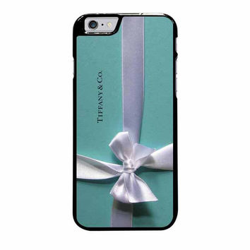 tiffany co box gift packing iphone 6 plus 6s plus 4 4s 5 5s 5c 6 6s cases