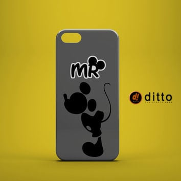 MR. MOUSE DISNEY Design Custom Case by ditto! for iPhone 6 6 Plus iPhone 5 5s 5c iPhone 4 4s Samsung Galaxy s3 s4 & s5 and Note 2 3 4