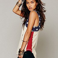 Free People  Oh My Stars Tank at Free People Clothing Boutique