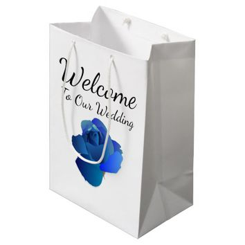 Your Custom Gift Bag - Medium, Matte