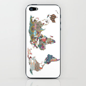 Louis Armstrong told us so iPhone & iPod Skin by Bianca Green | Society6