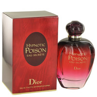 Hypnotic Poison Eau Secrete Perfume by Christian Dior 3.4 oz Eau De Toilette Spray