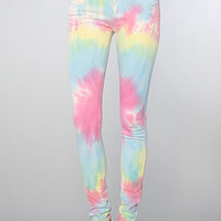 The Rainbow Tie Dye Jean