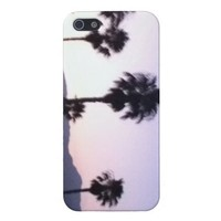 Sunset in L.A Cover For iPhone 5/5S