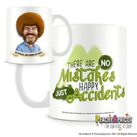 Bob Ross - Accidents Mug