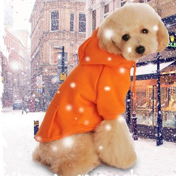 Wear Puppy Pet Dog Large Medium Pet Dog Winter Warm Clothes Cat dog clothes Jacket pet shop dog roupas para cachorro