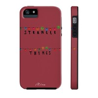 Stranger Things - iPhone SE Case