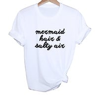 Mermaid Hair & Salty Air Tee