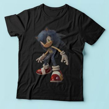 Sonic The Hedgehog The Movie Men'S T Shirt