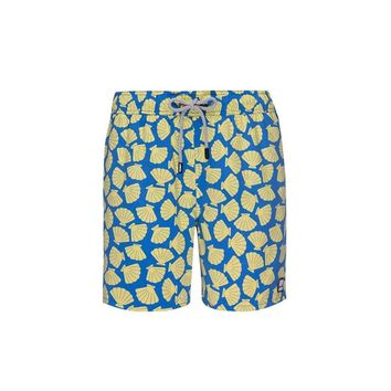 Tom & Teddy Shell Trunks Yellow