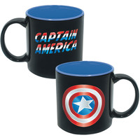 Captain America - Coffee Mug