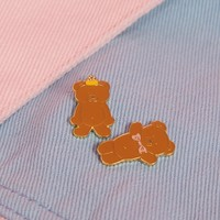 Rosehound Apparel Graham Bear Best Pals Pin Set - Everything - Categories - Womens