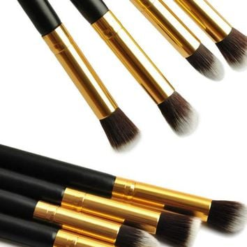 1Set/4pcs Foundation Mascara Blending Makeup brush