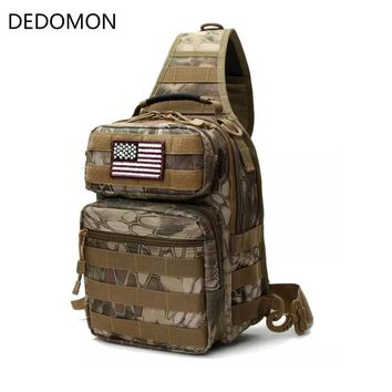 New High Quality Outlife Hotsale 800D Military Tactical Backpack Shoulder Camping Hiking Camouflage Bag Hunting Backpack Utility