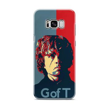 Tyrion Lanister Game of Thrones Inspired Samsung Galaxy S8   Galaxy S8 Plus Case
