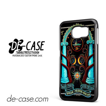 Magic Gate Of Moria Lord Of The Ring DEAL-6789 Samsung Phonecase Cover For Samsung Galaxy S6 / S6 Edge / S6 Edge Plus