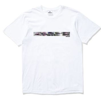 ONETOW Undefeated Busted Tee In White