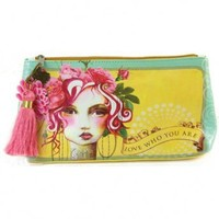 Wake Up Frankie - Rose Small Accessory Pouch