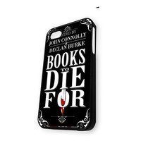 Books To Die For iPhone 4/4S Case