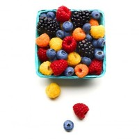 Berries - wall art decals peel and stick self adhesive