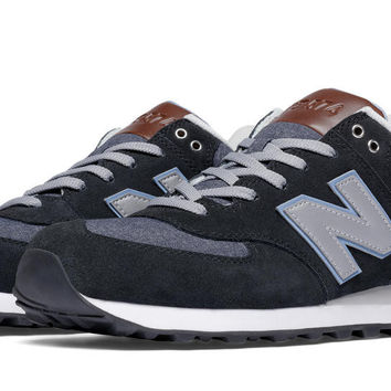 New Balance Men 574 BCB Crusin Black/Grey Brown