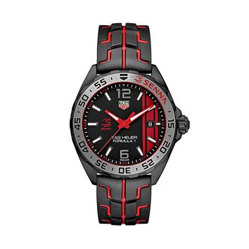 Tag Heuer Formula1 SENNA Special Edition Sports Watch
