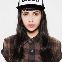 Married To The Mob B*itch Snapback Hat