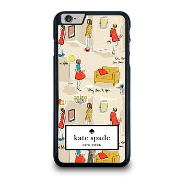 KATE SPADE ABLE iPhone 6 / 6S Plus Case Cover