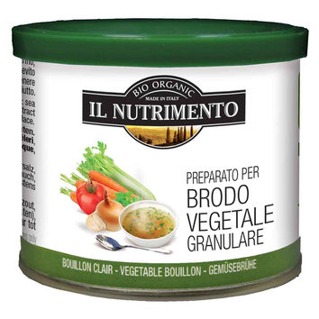Gluten Free Organic Vegetable Bouillon by Probios 4.2 oz