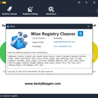 Wise Registry Cleaner Pro 9.44.616 Crack With Keygen Download