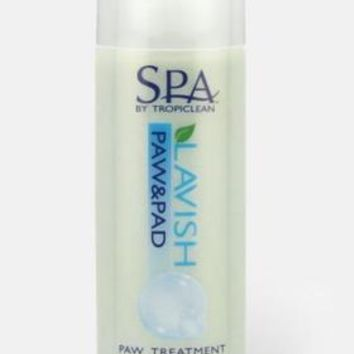 Tropiclean Spa Lavish Pet Paw & Pad Treatment 8 oz