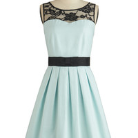 BB Dakota Pastel Mid-length Sleeveless A-line Soiree Stunner Dress