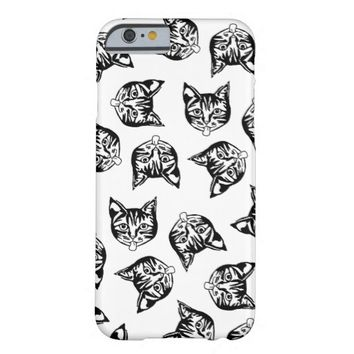 MOLLYCATS in Black Barely There iPhone 6 Case