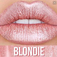 ORIGINAL Lime Crime Metallic Velvetines Liquid Matte Lipstick - Blondie Hot lips