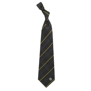Pittsburgh Steelers NFL Oxford Woven Mens Tie