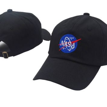 I NEED MY SPACE Embroidered Baseball cotton cap Hat