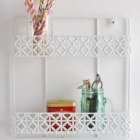 Double Decker Wall Shelf - Urban Outfitters