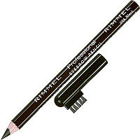 Rimmel London Professional Eyebrow Pencil Black 004 Ulta.com - Cosmetics, Fragrance, Salon and Beauty Gifts