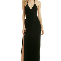 Calvin Klein Collection Sleek It Back Gown