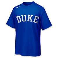 Men's Nike Duke Blue Devils College Hyper Hook T-Shirt