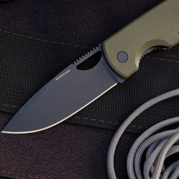 Everyday Carry Pocket Knife - Utilitarian & Refined EDC