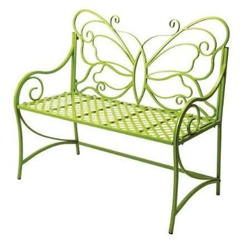 Midwest Cbk Lime Green Butterfly Garden From Amazon Things I